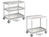 STAINLESS STEEL STOCK CARTS