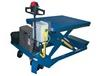 POWER TRACTION DRIVE SYSTEM FOR PORTABLE LIFT TABLE